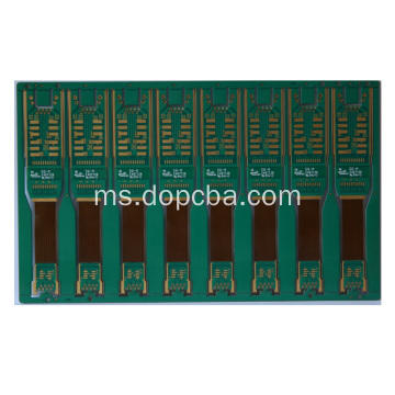 Lembaga PCB Flex ENIG Flex Multilayer Green